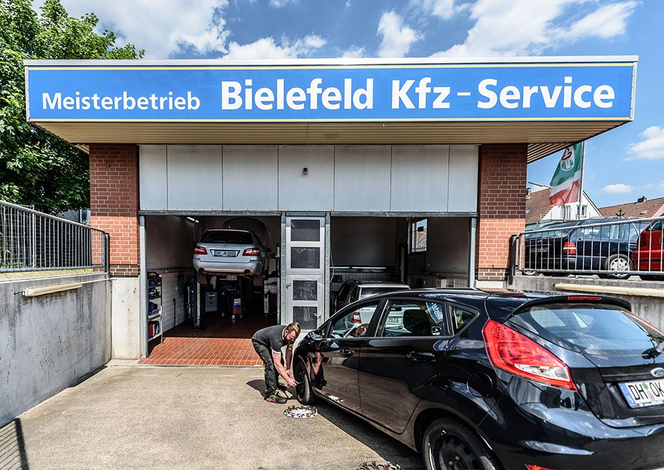 bielefeld kfz service werkstatt in delmenhorst. Black Bedroom Furniture Sets. Home Design Ideas